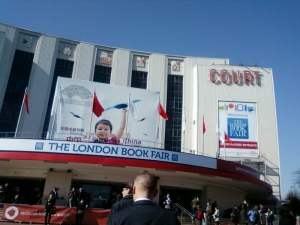 The London Book Fair 2012 at Earls Court Exhibition Centre