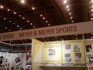 Meyer and Meyer Sports at the LBF12