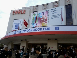 The London Book fair 2013 at Earl's Court Exhibition Centre