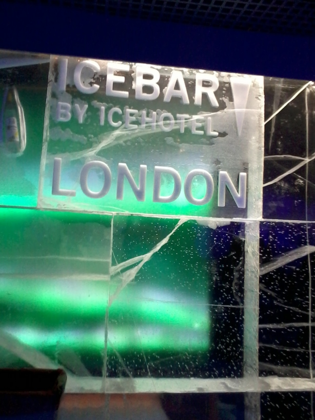 The Icebar by ICEHOTEL, London