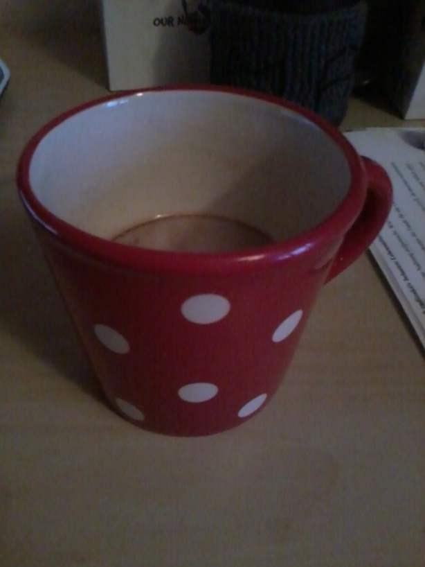 My Laura Ashley mug