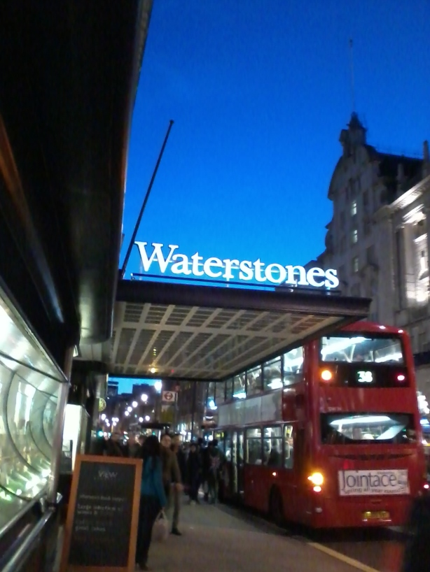 Waterstones Piccadilly, London