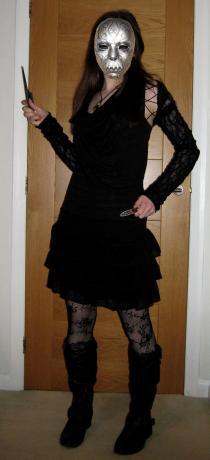 Bellatrix Lestrange costume