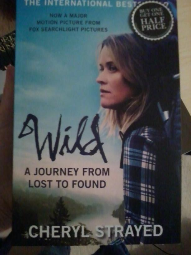 """""""Wild"""" by Cheryl Straying"""