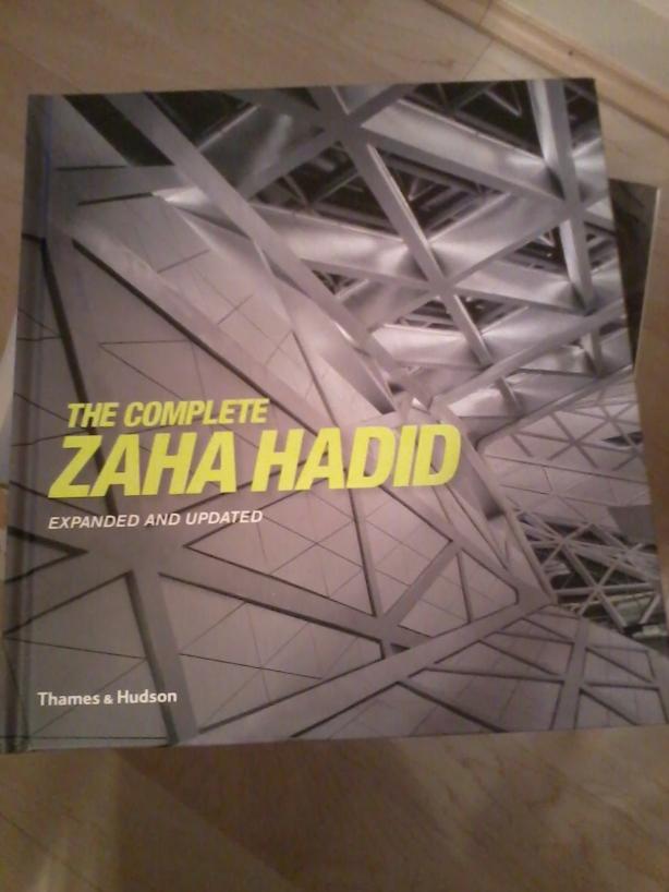 """""""The Complete Zaha Hadid"""""""