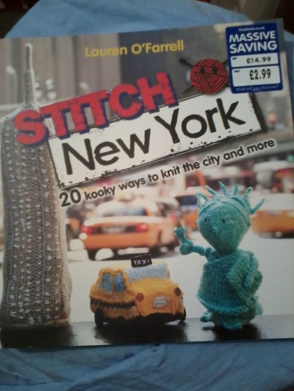 """Stitch New York"" by Lauren O'Farrell"