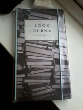 Gift of a book journal